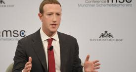 Mark Zuckerberg, presidente de Facebook / EP