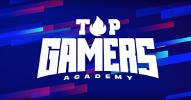 Cartel del OT para 'gamers' que produce Gestmusic / TOP GAMERS ACADEMY