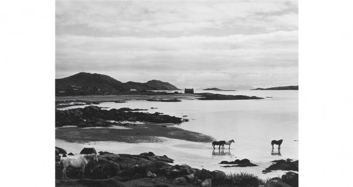 Tir a'Mhurain, isla de South Uist, Hébridas Occidentales, 1954 / PAUL STRAND ARCHIVE