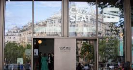 Entrada de Casa Seat en Barcelona / EUROPA PRESS