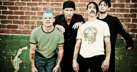 La banda californiana Red Hot Chili Peppers
