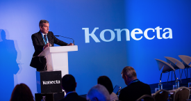 Enrique García, director general de Konecta