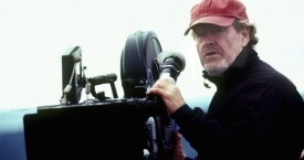 El director de cine Ridley Scott.