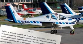 Uno de los dueños del 'pufo' de Top Fly lanzará la academia European Aviation School of Barcelona