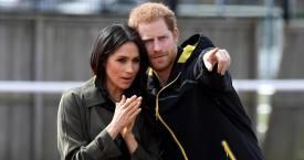 Los duques de Sussex, Meghan Markle y el príncipe Harry / EP