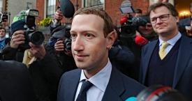 El CEO de Facebook Mark Zuckerberg  / EP