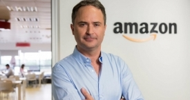 François Nuyts, director general de Amazon España