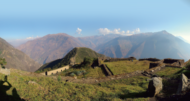 Choquequirao, la 'hermana sagrada' de Machu Picchu
