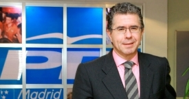 Francisco Granados, ex secretario general del PP de Madrid.