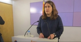 La coordinadora general del Partit Demòcrata Català / EUROPA PRESS