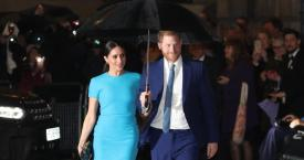 Meghan Markle y el príncipe Harry / EUROPA PRESS