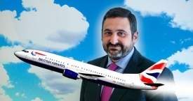 IAG ha nombrado al español Álex Cruz presidente de British Airways.