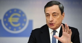 El presidente del Banco Central Europeo, Mario Draghi / CG