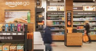 La tienda de Amazon Go en Seattle, Washington