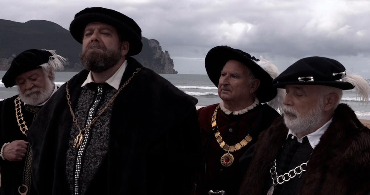 Image from the series 'Carlos V: The Emperor's Paths' / AUDIOVISUAL PANORAMA