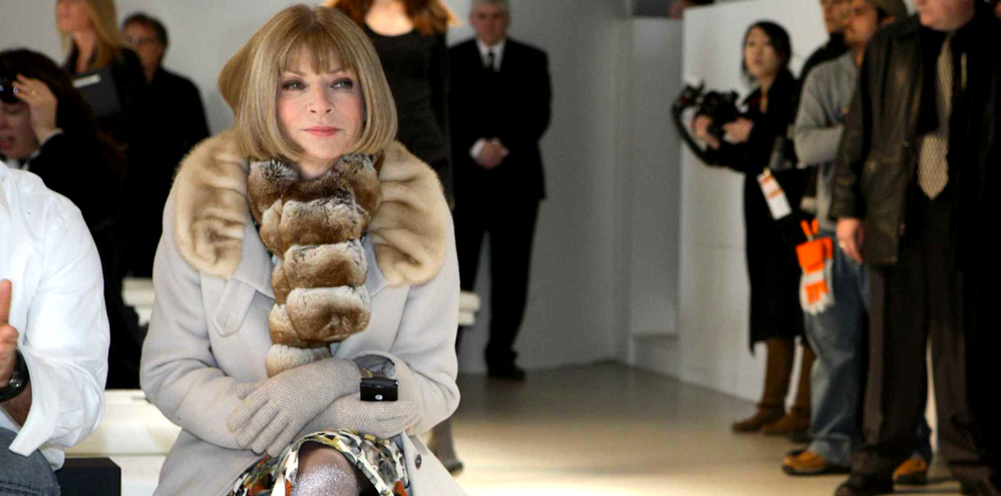 Anna Wintour en 'The September Issue'. Los documentales de moda que tienes que ver