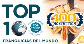 top 100 global franquicias montaditos