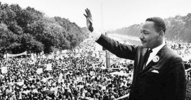 Repasa la vida de Martin Luther King