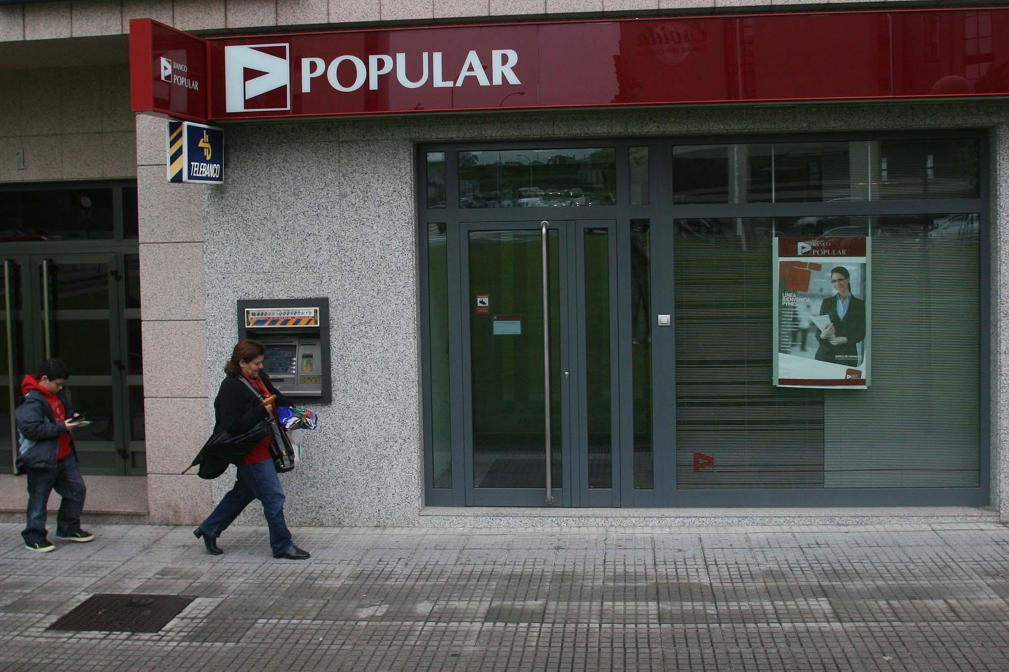 Tiene futuro la red de oficinas bancarias actual for Banco popular e oficinas