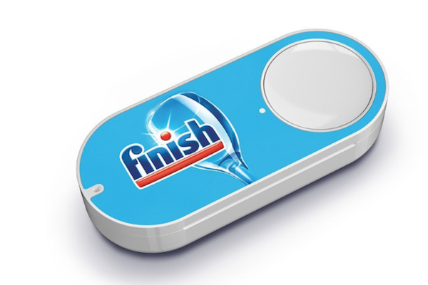 Dash Button Finish