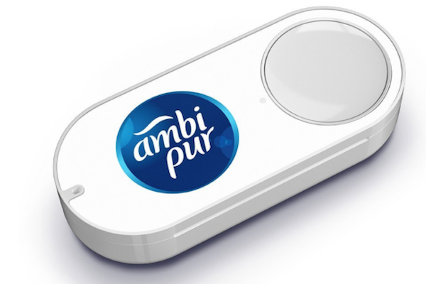 Dash Button Ambi Pur