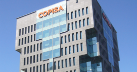 Edificio del Grupo Copisa