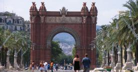 Arco del Triunfo de Barcelona / CREATIVE COMMONS