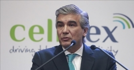 El presidente de Cellnex, Francisco Reynés / EFE