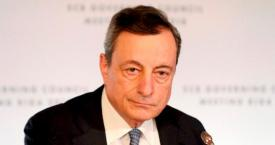 El presidente del Banco Central Europeo (BCE), Mario Draghi / EFE