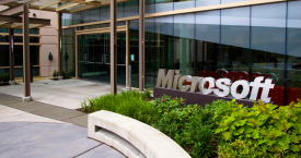 Sede de Microsoft en Washington, Estados Unidos