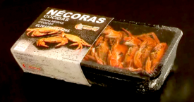 Nécoras de la marca Moray Fish / CG