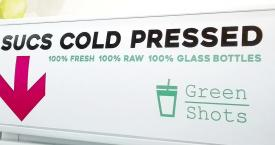 Zumos cold press Greenshots