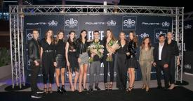 Imagen de la final del concurso Elite Model Look España 2017 / ELITE MODEL LOOK