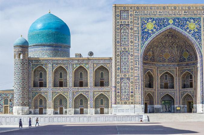 Uzbekistán, segundo destino en Best in Asia 2018 / LONELY PLANET
