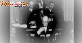 Una intervención de Winston Churchill