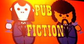 Pub Fiction, bar de copas en Barcelona