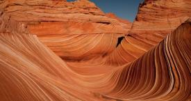 'The Wave', la ola de piedra en Arizona / CREATIVE COMMONS