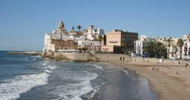 Panorámica de Sitges / WHATSINANAME - WIKIMEDIA COMMONS
