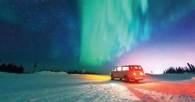 Aurora boreal en Alaska / LONELY PLANET