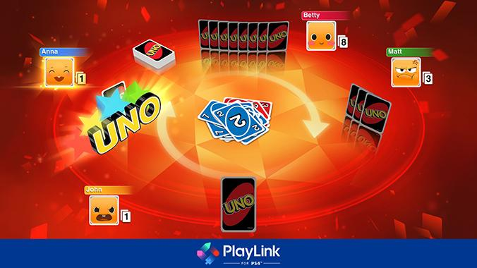 'Uno' / PLAYLINK PARA PS4