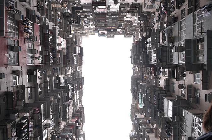 Monster Building en Quarry Bay / VIAJEROSPIRATAS