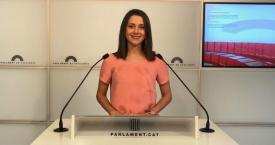 Inés Arrimadas, líder de Cs en Cataluña / EUROPA PRESS