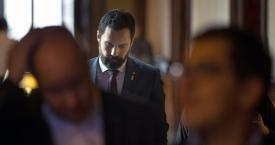 Roger Torrent, presidente del Parlament de Cataluña / EFE