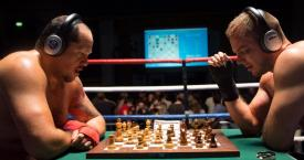 Contendientes de chess boxing / LONDON CHESS BOXING