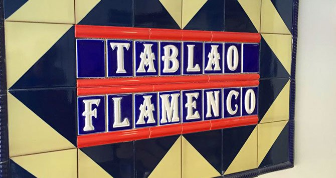 flamenco tablao barcelona detalle