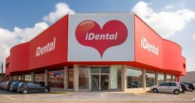 Una antigua clínica de Idental en Madrid