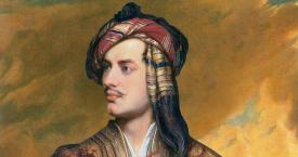 Retrato de Lord Byron/ THOMAS PHILIPS