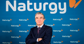 Francisco Reynés, presidente de Naturgy / EFE