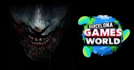 Zombi de 'Resident Evil 2' y logotipo de Barcelona Games World / CAPCOM - BGW