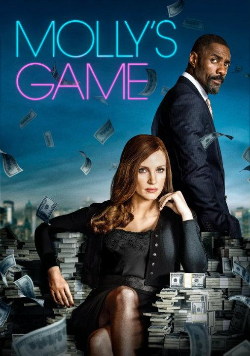 Molly's Game disponible en Amazon Prime Video
